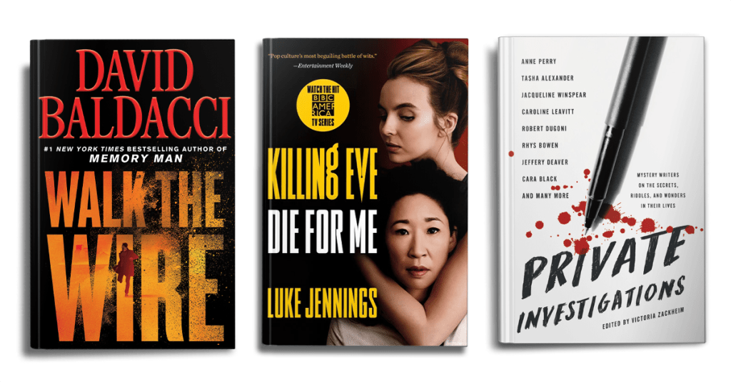 The Best New Crime Fiction of April 2020 Featured Image