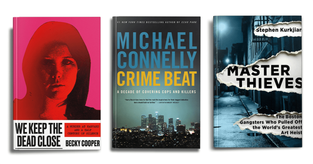 The Best True Crime Books About Unsolved Mysteries Featured Image