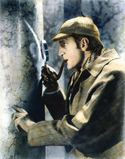 The appeal of Sherlock Holmes
