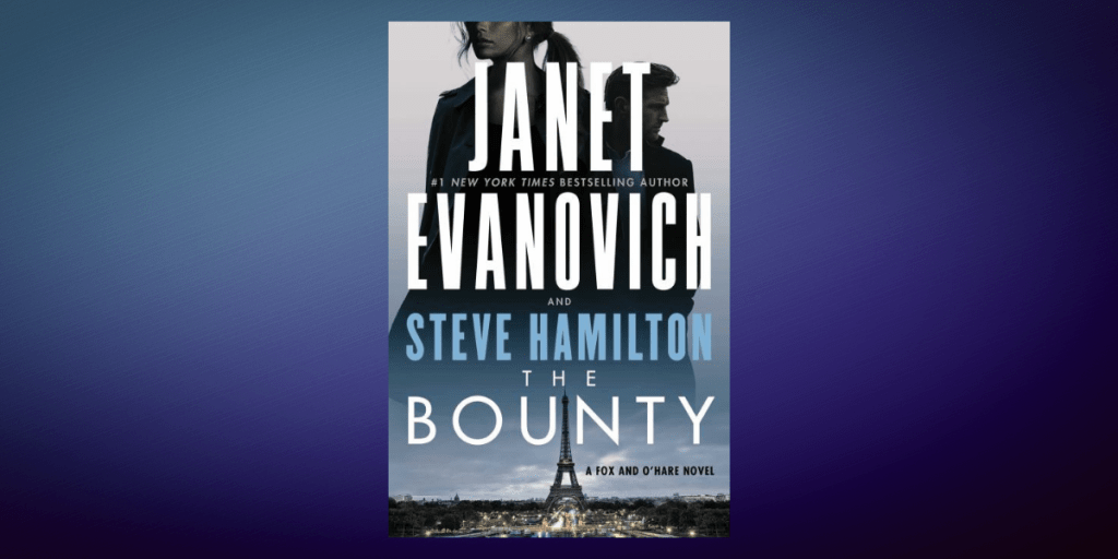The Bounty by Janet Evanovich_NovelSuspects