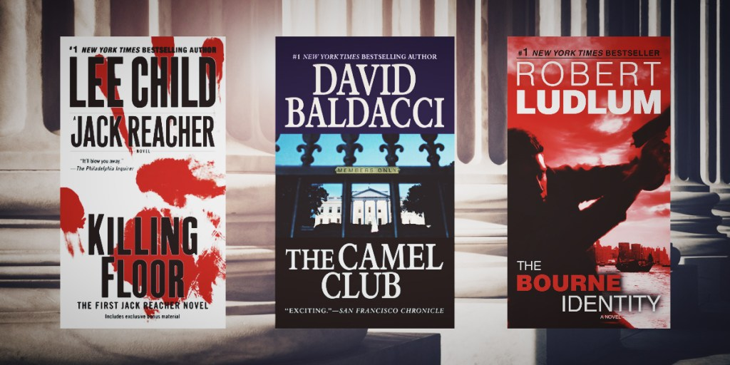 The Most Popular Political Thrillers According to Goodreads