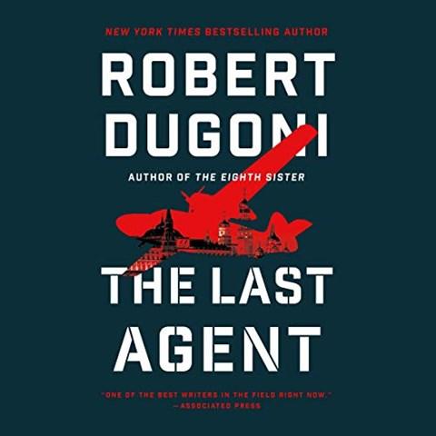TheLastAgentAudiobook