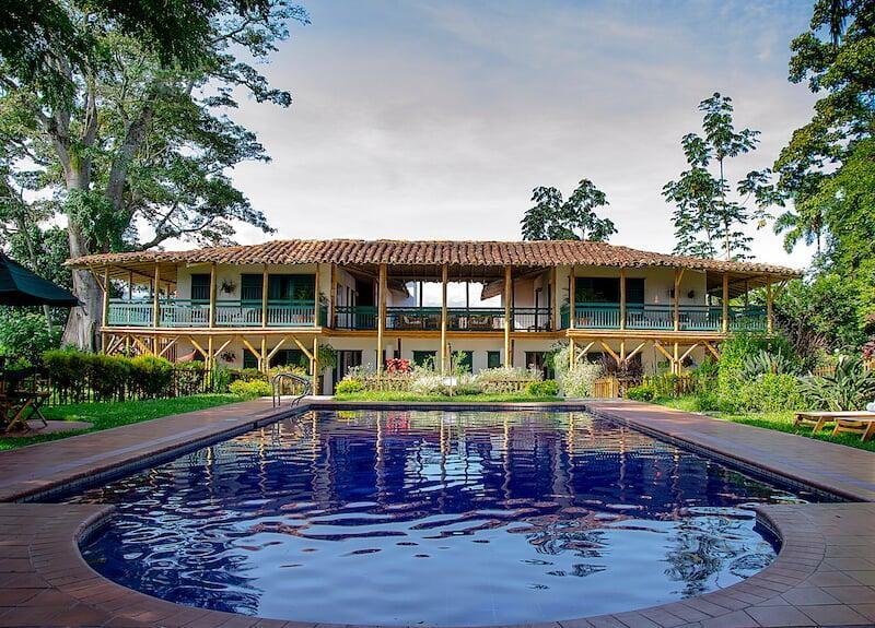 Hacienda Bambusa - sostenibilidad