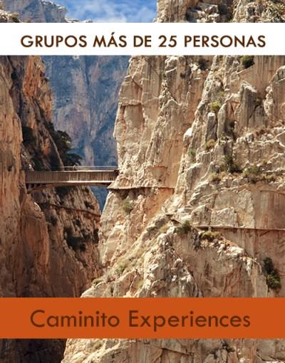 Caminito Experiences (Más de 25 pax)