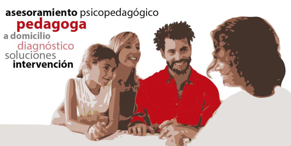asesoramiento psicopedagógico pedagoga a domicilio intervención diagnostico comportamiento infantil