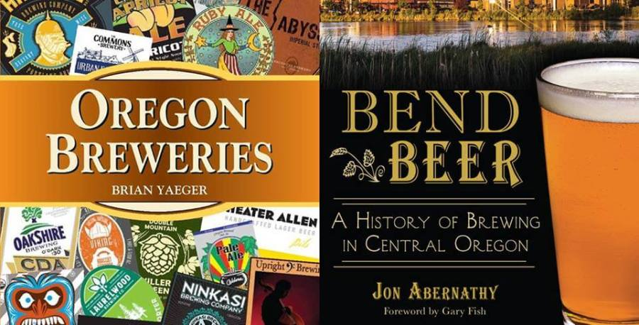 Bend Beer/Oregon Breweries dual book signing