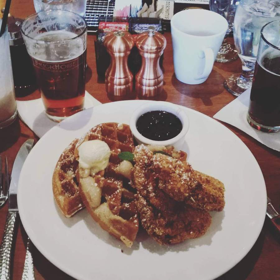 Brickhouse restaurant breakfast