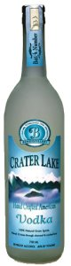 Crater Lake Vodka from Bendistillery