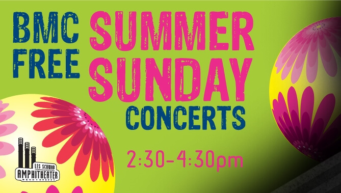 BMC Free Summer Sundays Concerts