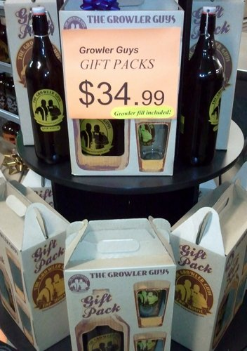 Growler Guys gift packs