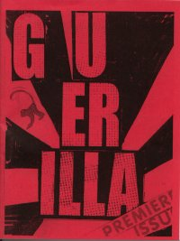 "Artists Local 101 ""Guerilla"" zine"