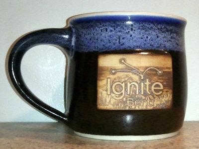 Ignite Bend Mug from Mug Revolution