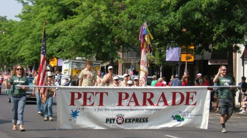 Bend Pet Parade 2008
