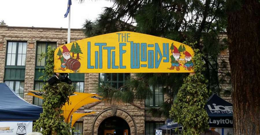 The Little Woody Beer, Cider & Whiskey Festival