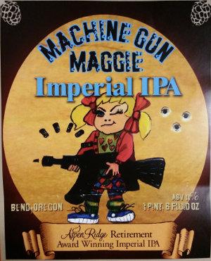 Machine Gun Maggie Imperial IPA