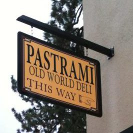 Pastrami Old World Deli
