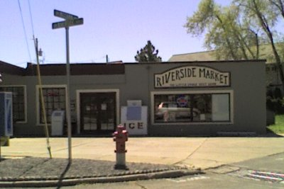 Riverside Market, Bend, Oregon