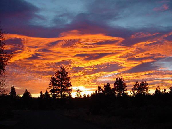 Bend Sunset