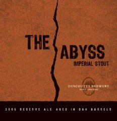 Deschutes Brewery's The Abyss