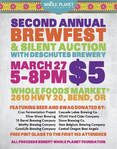2nd annual Whole Foods Brewfest