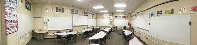 Ben Schulcz Classroom
