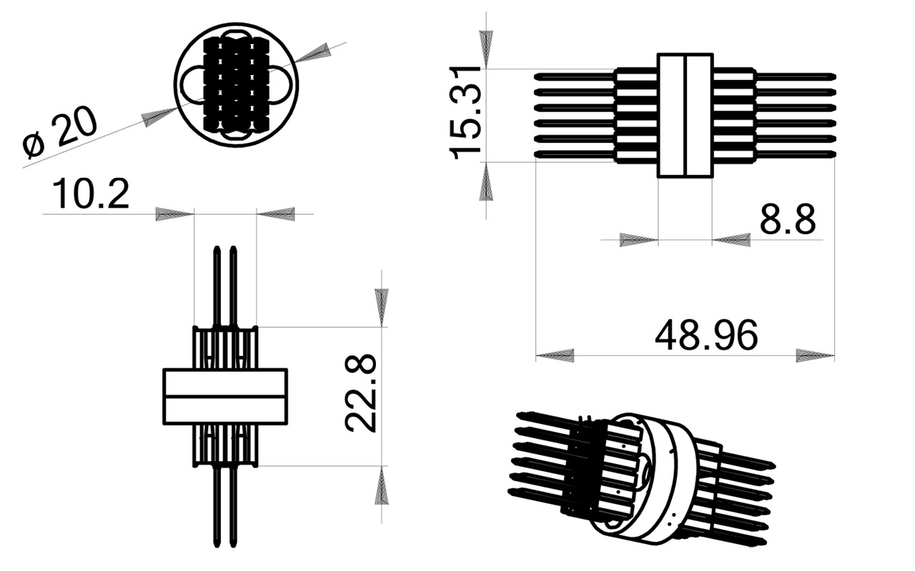 12 Volt Gear Motors