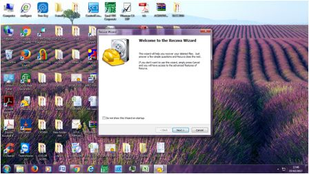 How To Recover Deleted Files Using Recuva : Guide