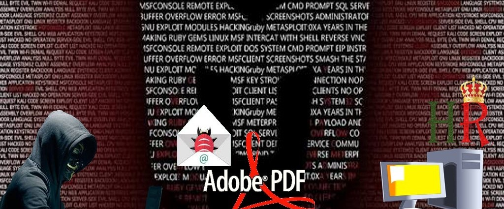 How To Hack Any PC Remotely Using PDF Through Metasploit In Kali Linux ?! : Step-By-Step Tutorial