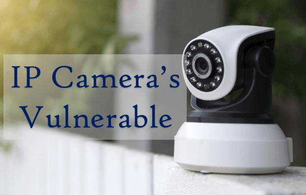 IP Camera Vulnerable