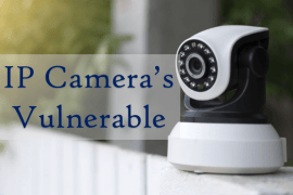 IP Camera Vulnerable