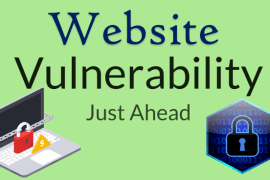 Website Vulnerability