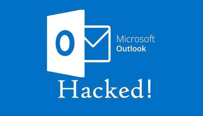 Microsoft Outlook Hacked