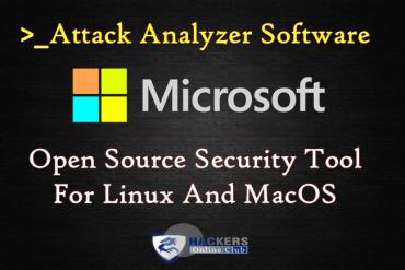 Microsoft Attack Analyzer Software
