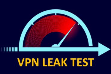 VPN Leak Test