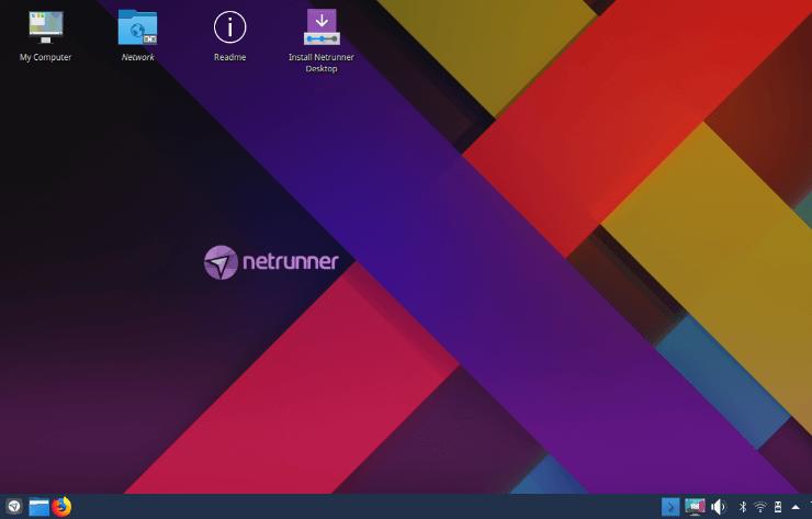 Netrunner OS