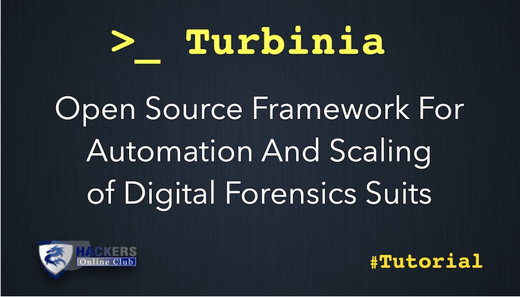 Turbinia - Digital Forensics