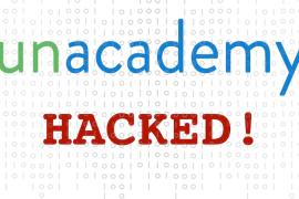 Unacademy Hacked