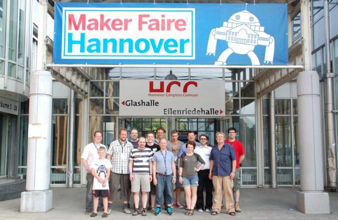 Hackerspace Bremen-Team