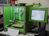 "3D-Drucker ""Green Monster"""