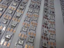 Die verwendeten LED-Strips im Detail