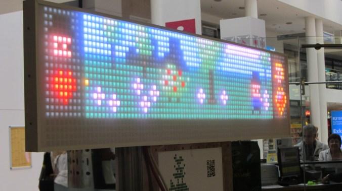 Das Videogame Display