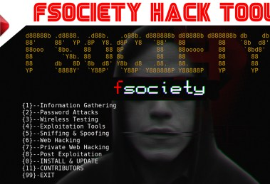 fsociety hack tools pack