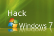 hack window 7 password