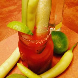 Low Sodium Bloody Mary
