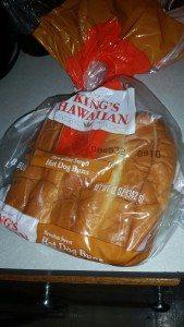 King's Hawaiian Original Hot Dog Buns - A Good Low Sodium Choice