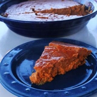 Low Sodium Pumpkin Pie