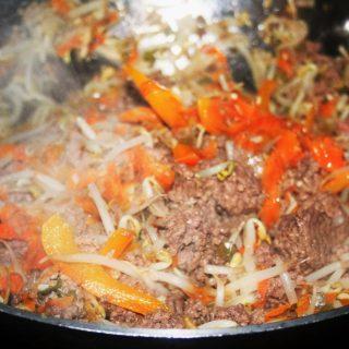 Low Sodium Thai Drunken Noodles
