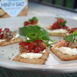 LoSoTrischetta – Low Sodium Snacks