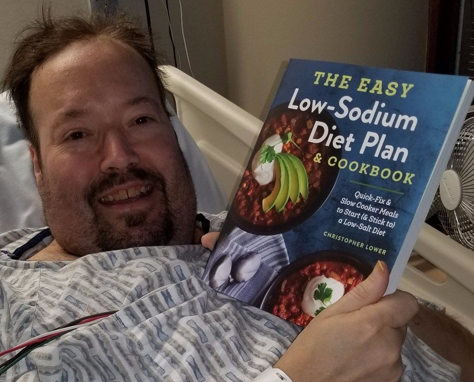 My Low Sodium Diet Plan and Cookbook