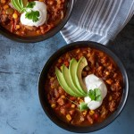 Low Sodium Slow Cooker Turkey Chili